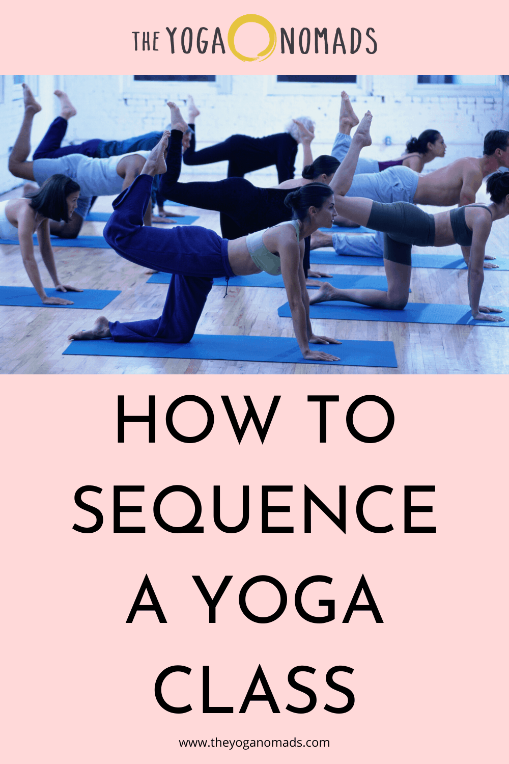 How to Sequence a Yoga Class (2)