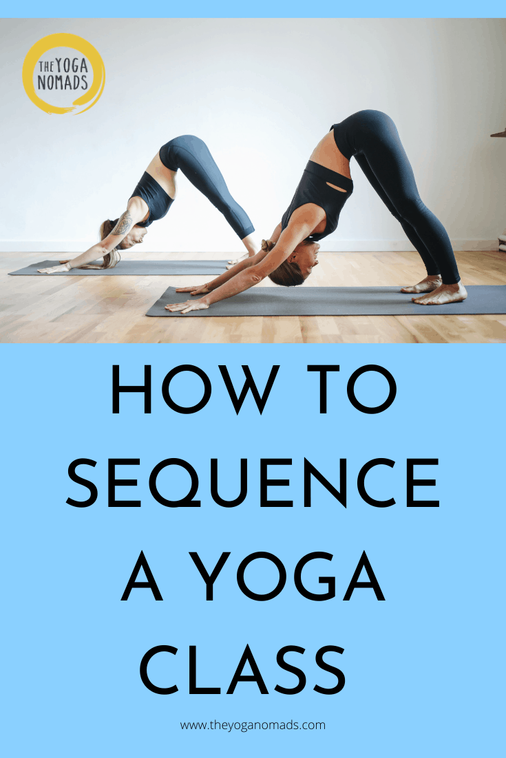 How to Sequence a Yoga Class