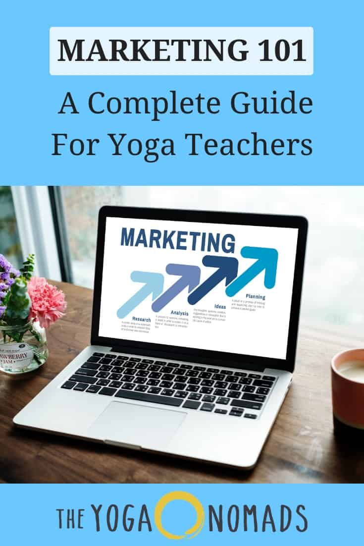 Marketing Yoga Career