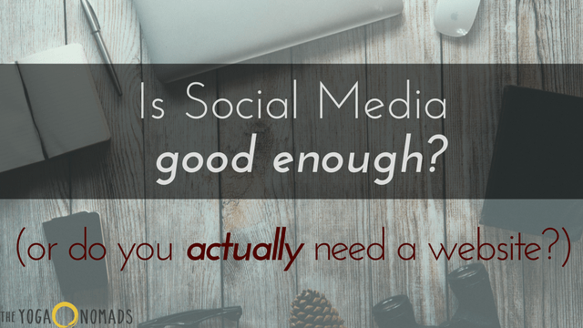 is-social-media-good-enough