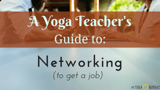yoga networking