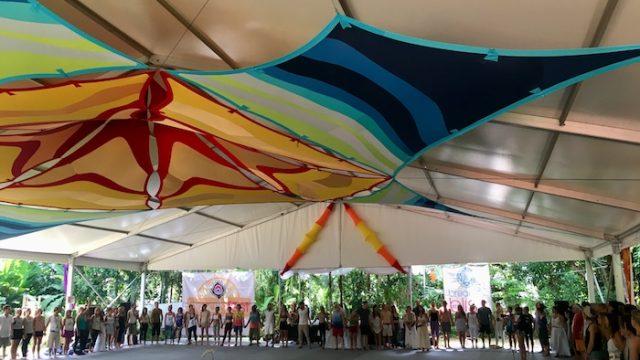 Bali Spirit Fest Breathing Workshop