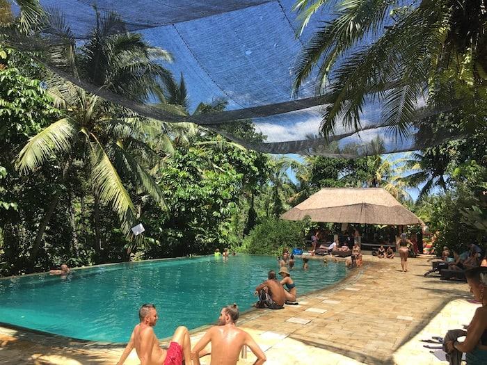 Bali Spirit Festival Pool
