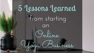 online yoga business