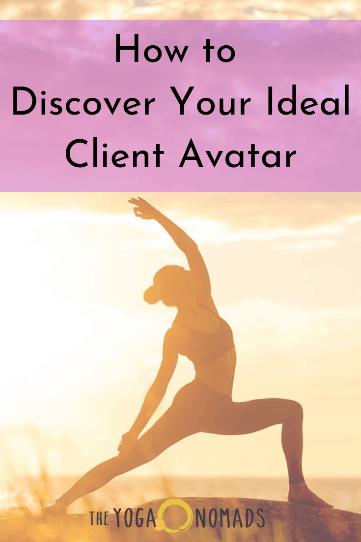 How to Discover your Ideal Client Avatar