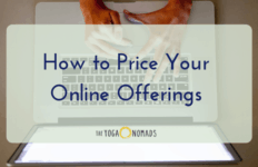 How to price your online offerings