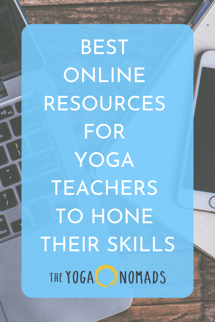 Best Online Resources for Yoga Teacher To Hone Their Skills