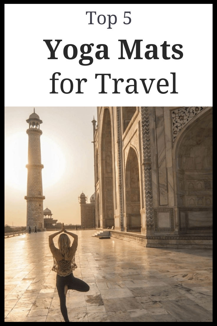 review of the best yoga mats for traveling