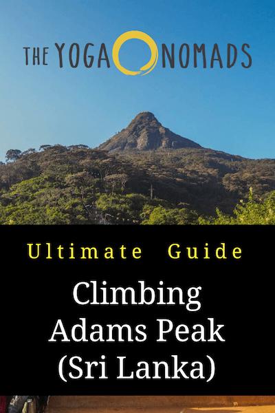 Adam Peak Sri Lanka