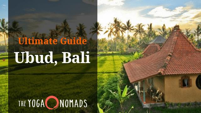 Yoga Nomads Guide To Ubud Bali Indonesia The Yoga Nomads