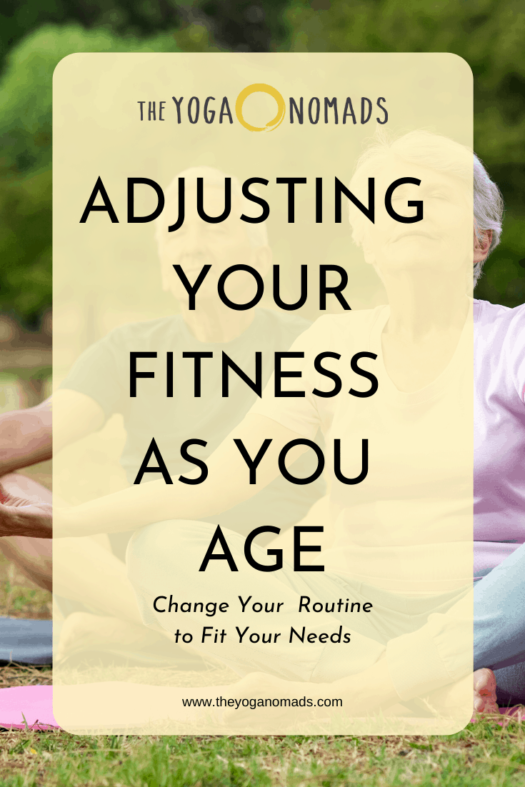Adjusting your Fitness as You Age 2
