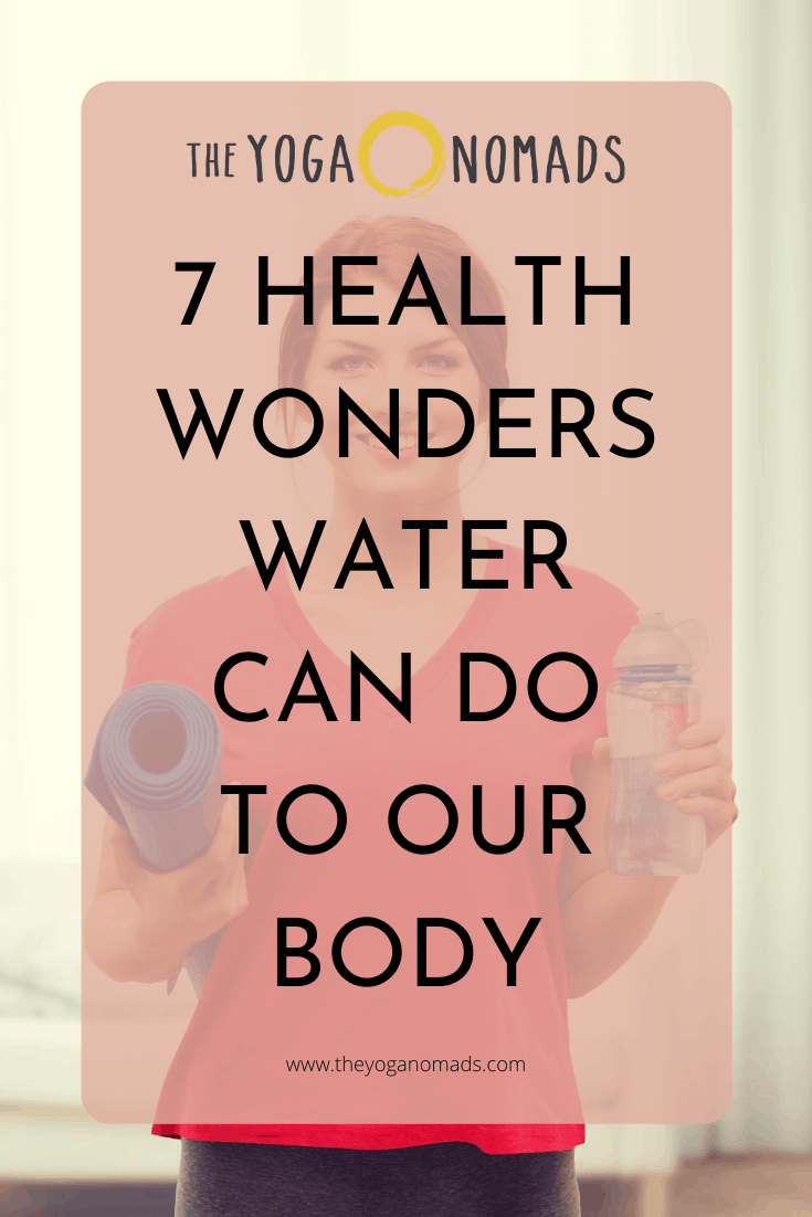 7 Health Wonders Water Can Do to Our Body