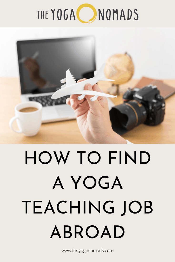 How to Find a Yoga Teaching Job Abroad (2)
