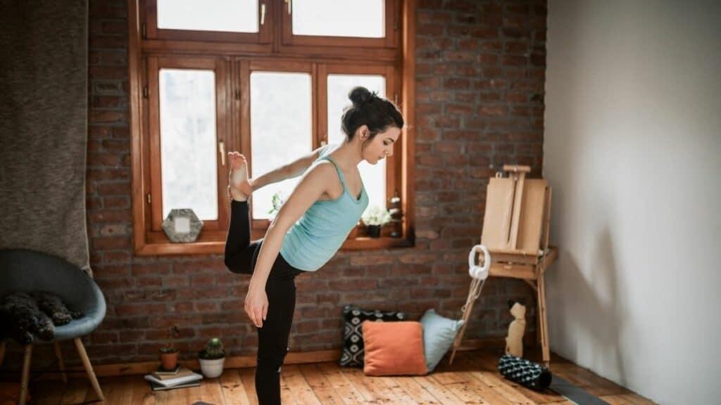 Yoga room ideas