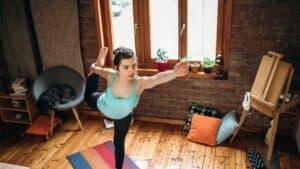 yoga decorations