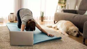 Online course for yoga teachers