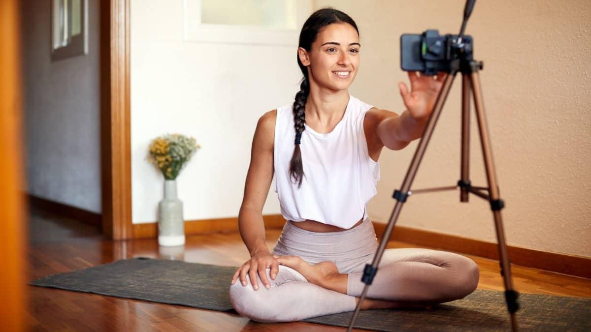sell online yoga classes