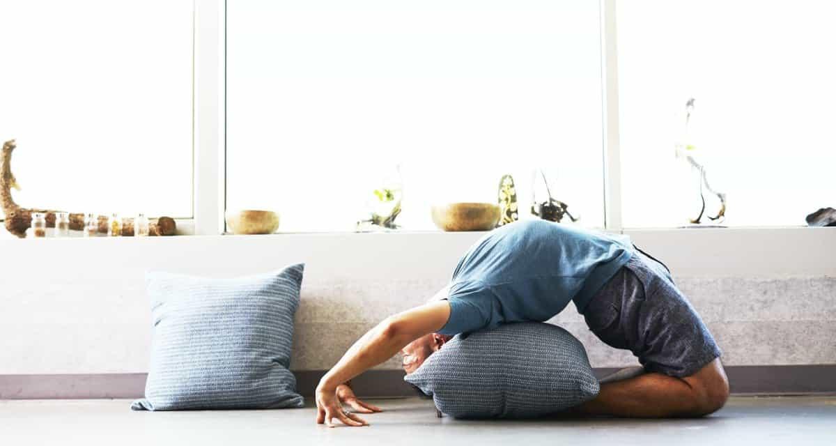 best yoga bolster (pillow)