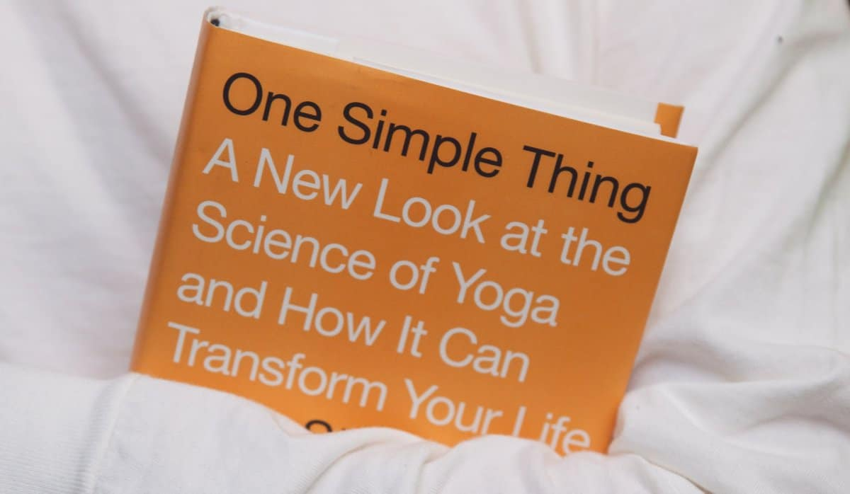 best yoga-books