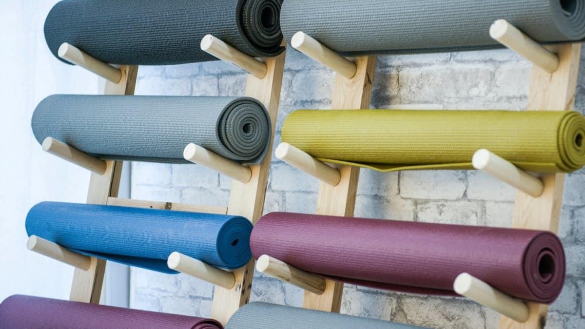 Best Yoga Mat Storage